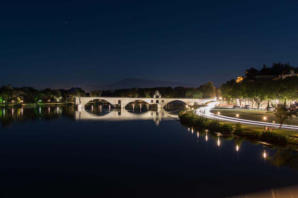 Pont d'Avignon, pont saint benezet